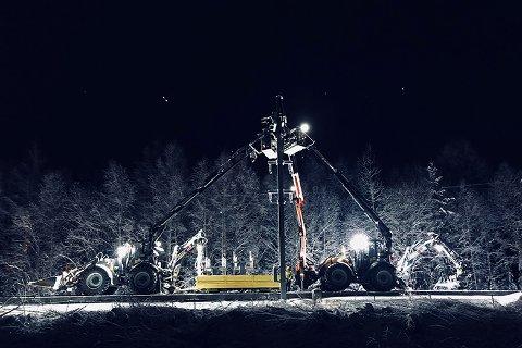 INGEN TOG: Fra natt til lørdag og til natt til mandag blir det ingen tog på Gjøvikbanen, da det skal gjøres arbeider mange steder.
