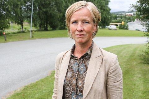 – TRIST: Nav-leder Reidun Karlsen i Gjøvik sier den tragiske hendelsen i Bergen har gått inn på kolleger også her.