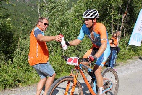 VANT: Emil Hasund Eid gikk til topps i Østerdalen.