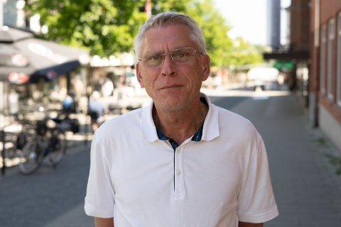 KART: – NHO sitt veikart er på kollisjonskurs med den politikken som har gjort Norge produktivt, mener LOS regionleder i Innlandet Iver Erling Støen..