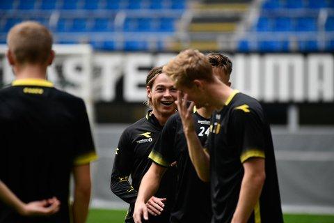 PÅ OATV: Ole Amund Sveen og Bodø/Glimt møter AC Milan torsdag 24. september. Direktesport gir tilgang til kampen, all annen idrett fra OATV og masse mer.