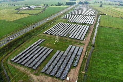 SLIK?: Denne fabrikken i Nederland er laget av det samme selskapet som nå vil etablere seg i Vardal.
