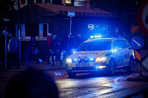 STOR SØKNING: Tre jobber. 206 søkere. Det er kamp om å bli politibetjentvikar i Vestoppland.