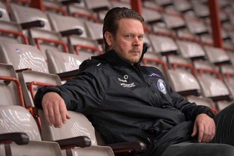 REAGERER: Styreleder Erik Bratlien reagerer på at maktpartiene vil at Gjøvik Olympiske Anlegg skal stå for drift og forvaltning av Fjellhallen.