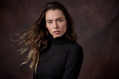 I SEMIFINALEN: Angelika Catharina Dybendal Kristiansen fra Gjøvik er for øyeblikket på femteplass i årets Miss Norway.