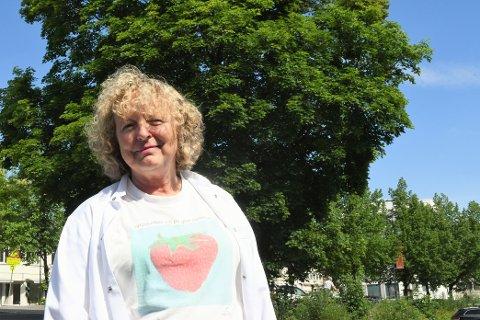 VAKSINE: Fastlege Mona Walborg Kalsaas ved Skattumgaarden legegruppe vil selv ikke sette Janssen-vaksinen, men åpner for at det kan være en ok løsning for enkelte å få tatt den privat.