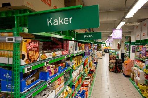 PRISFORVIRRING: Mer enn 20 prosent av varene i handlekurven vår ga feil prisinformasjon i hylla eller på plakatene. Foto: Alexander Winger (Nettavisen)