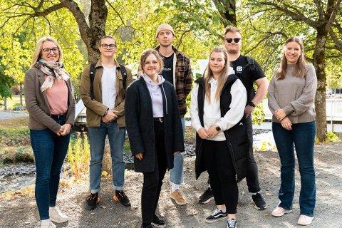Arrangørene bak Næringslivsdagen 2021.