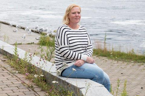 FIKK KORONA: Tamara Nygård (39) fikk korona etter at hun ble fullvaksinert.