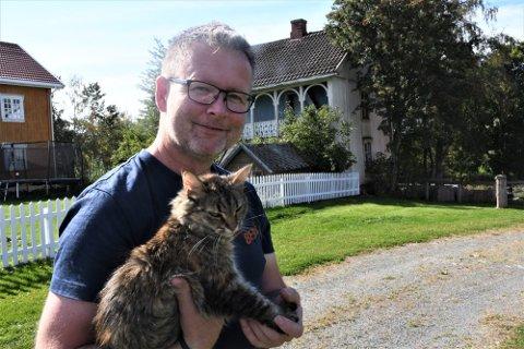 HÅPEFULL: Ole Johan Dyste håper på å møte den ene spesielle i Jakten På Kjærligheten.