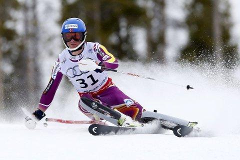 KVALIFISERT: Jonathan Nordbotten har ramlet nedover på rankingen, men kvalifiserte seg til finaleomgangen fra startnummer 51 og kan kapre viktige verdenscuppoeng i Kitzbühel. Arkivfoto.
