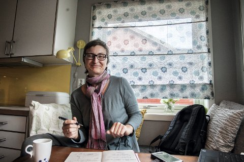 KRITISK: Kristine Lien Skog er kritisk til tapport om kommunereformen