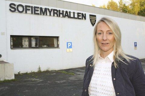 GIKK FOR RIVING: Varaordfører Siv Kaspersen gikk for innstillingen til rådmannen om Sofiemyrhallen.