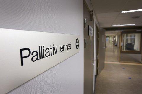 AVVIKLER: Palliativt døgntilbud i Ski foreslås avviklet fra 1. mai.