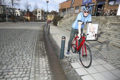 TRÅKKER TIL: Svein Erik Torp og Kolbotn Sykkelklubb har mye moro i vente i år. FOTO: STIG PERSSON