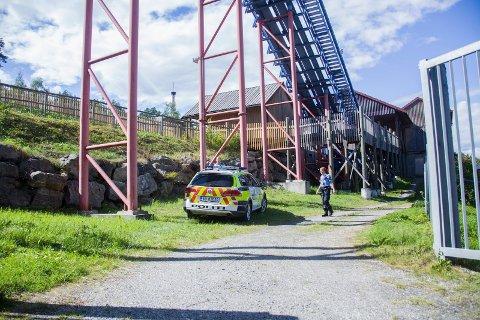 Arbeidsulykken på Tusenfryd skjedde sommeren 2015.