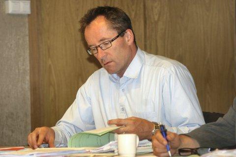 REDEGJØRELSE: Varaordfører Harald Vaadal (H) vil be rådmannen om en redegjørelse. FOTO: TOM ULLSGÅRD
