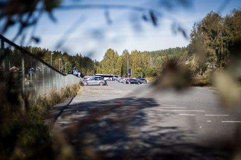 STENGES IKKE: Pendlerparkeringen på Tusenfryd holder åpent i hele sommer.