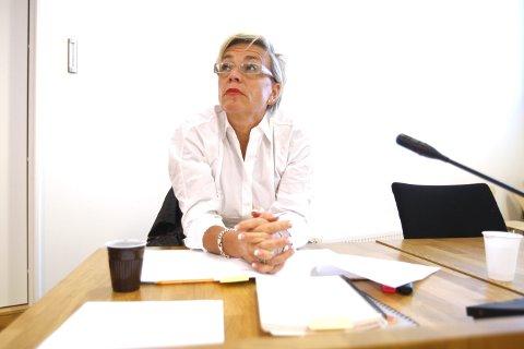 FORSVARER: Advokat Gunhild Lerum forsvarte den nå 27 år gamle mannen under ankesaken i Borgarting lagmannsrett, der straffen ble kortet ned med tre måneder sammenlignet med dommen i Follo tingrett. FOTO: BJØRN V. SANDNESS