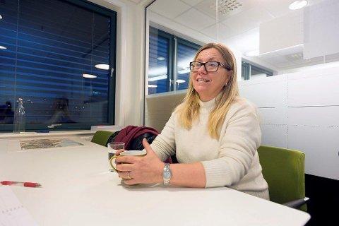 """OPTIMIST: - Jeg håper veldig at jeg i juni 2017 kan si """"Yesss!"""", erklærer Anne Kristine Linnestad."""