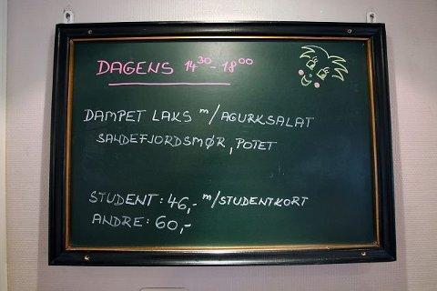 I 2010 gikk Studentsamskipnaden i Ås fra å tilby en middagsrett til tre på studentsamfunnet. Mandag forrige uke avviklet de hele tilbudet.