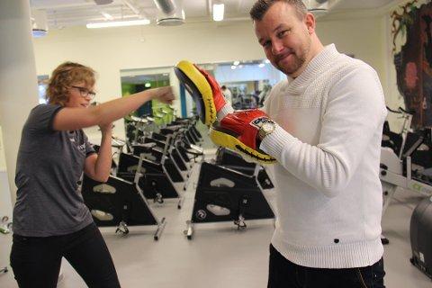 Avdelingsleder for idrettsfag ved Frogn vgs., Synnøve Aas Gulvik, gleder seg til å samarbeide med Kjetil Rygh.