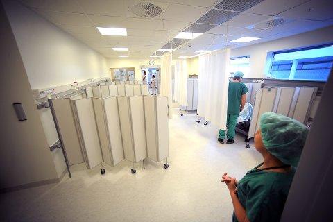 Flyttes igjen: Oppegård foreslås flyttet fra Ahus til Diakonhjemmet. Det godtar ikke politikerne i formannskapet. De vil at alle i Follo tilhører samme sykehus. På sikt trengs et nytt sykehus, mener de.