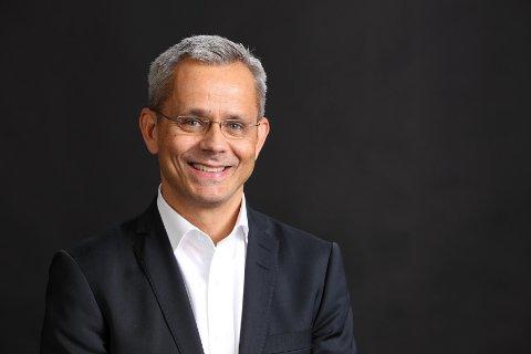 Espen Asheim er administrerende direktør i Egmont.