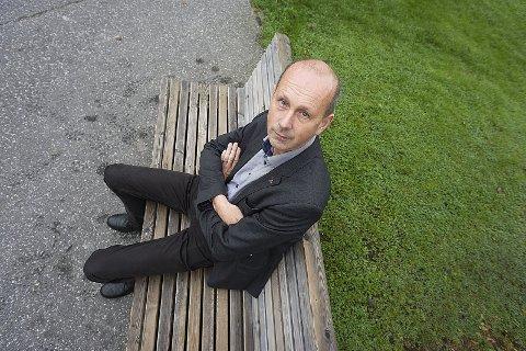 Spent: Ordfører Ola Nordal er spent før dagens pressekonferanse med fylkesmann Valgerd Svarstad Haugland.foto:ole Kr. Trana