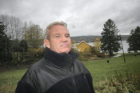 UTE: Sigurd Brynildsen