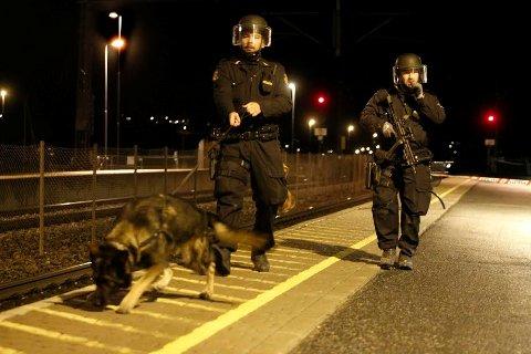 Kommunene ønsker seg mer politi i gatene.