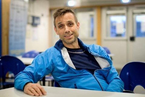 Joar Flynn Jensen, Ultraløper for Ski IL.