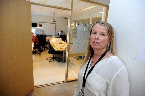 JURISIST: Politijurist Hilde Bøch Høyer har utarbeidet siktelsen mot de to hovedmennene.