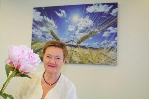ÆREFULLT OPPDRAG: Sylvi Graham fra Oppegård skal lede årets landsmøte for Høyre. Som hoveddirigent blir det hennes oppgave å holde orden på det meste.