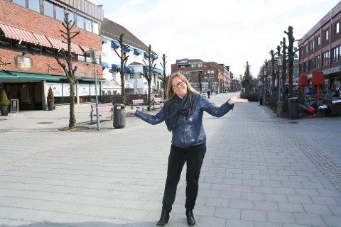 TOMT: Ski sentrum er ikke attraktivt, mener Anne Kristine Linnestad (H).