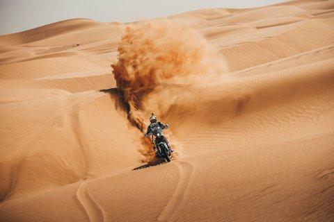 Kristian Felix Jensen under Africa Race 2018