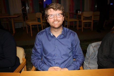 Hans Martin Enger (MDG)