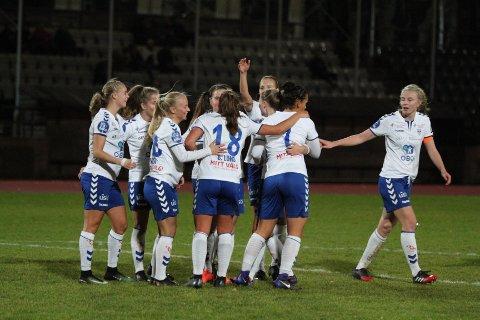 Marit Bratberg Lund har scoret i det siste spilleminutt og ga Kolbotn en fullt fortjent 3-2 seier over Grand Bodø