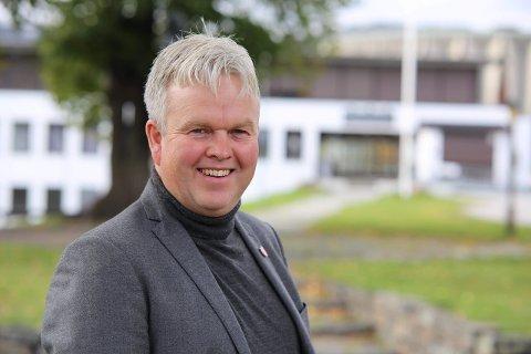 IKKE FORNØYD MED FINANSIERINGEN: FrP-politiker Knut Tønnes Steenersen fra Ski mener Staten burde finansiert det nye tunnelløpet.