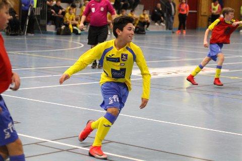 Martin Røge scoret 15 mål på seks kamper, men måtte se seg slått av egne lagkamerater i finalen.