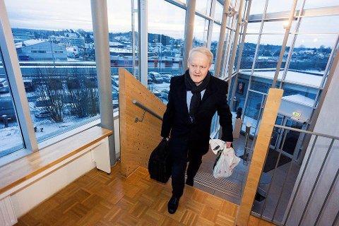 Bernt Aksel Larsen er frifunnet for grovt økonomisk utroskap etter at Økokrim henla saken.