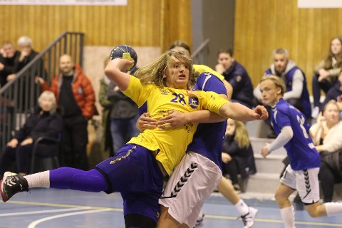 Victor Helsinghof og Ski G18 tok med seg seks poeng hjem fra Bodø.