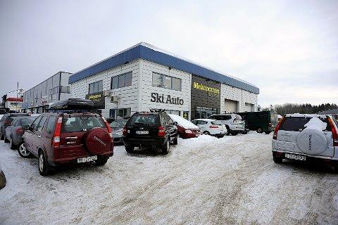 STENGT: Ski Auto ble fratatt retten til å gjennomføre EU-kontroller i tre måneder i 2017.