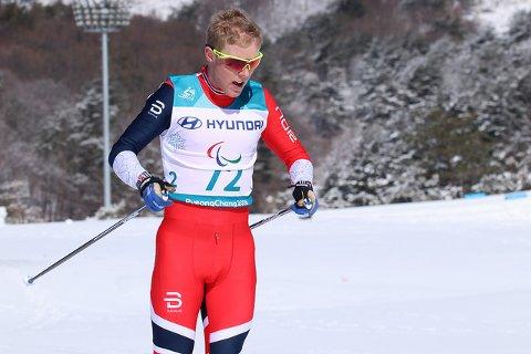 Eirik Bye fra Oppegård ble nummer syv på nattens 10 kilometer.
