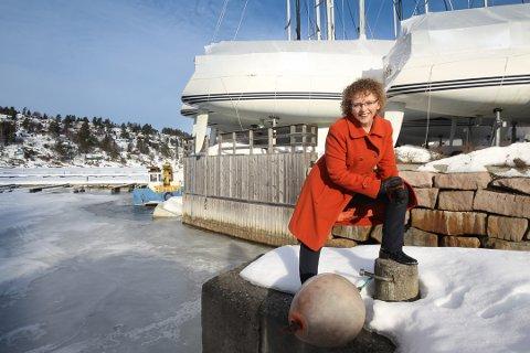 – Aller helst hadde jeg ønsket meg et nasjonalt forbud, men et forbud i hele Oslofjorden, vil være en god start, mener PURA-sjef Anita Borge