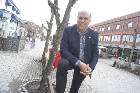 LANG ERFARING: Bård Granerud har lang erfaring med å arrangere Norges største stevne for skolekorps på Tusenfryd. Denne helgen har han ansvaret for den store paraden under helgens formidable korpsfest i Oslo.