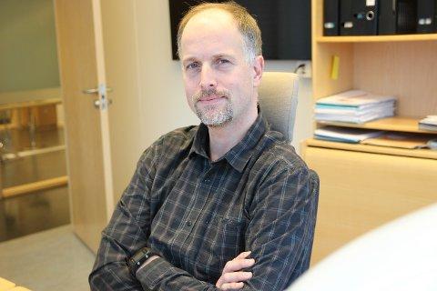 POKERSPILLER: Gunnar Wedde.