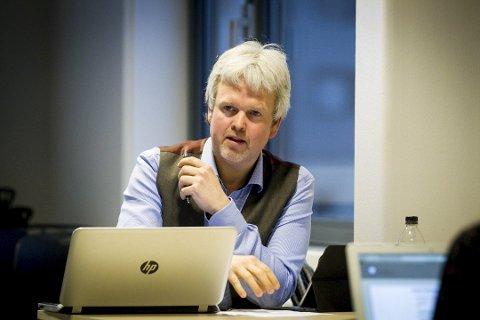 NEI: Knut Tønnes Steenersen (FrP)i Ski vil aldri bli med på å innføre Oppegårds skjenketider i hele den nye kommunen.