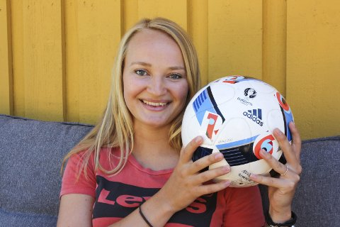 FOLK I FOLLO: Emilie Brandtzæg Andersen (22), Oppegård.