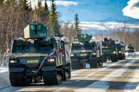 Før og etter Nato-øvelsen Trident Juncture vil det bli stor belastning på veinettet i Follo.